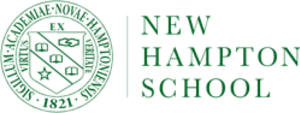New Hampton School - Image: New Hampton logo