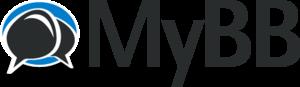 MyBB - The new MyBB Logo, used from MyBB 1.8.0 onwards.