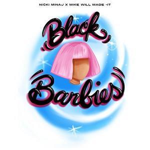 Black Barbies (song) - Image: Nicki Minaj Black Barbies