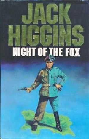 Night of the Fox (novel) - First edition