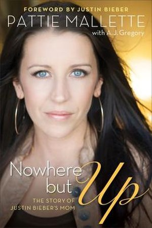 Nowhere but Up - Image: Nowhere but Up book cover