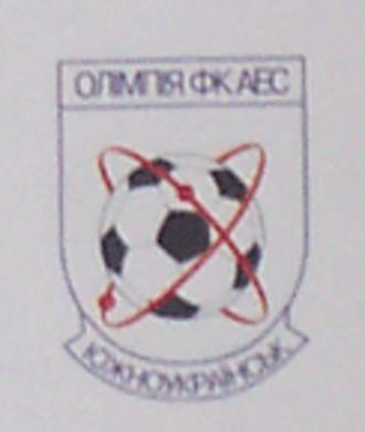 FC Enerhiya Yuzhnoukrainsk - Original Emblem Olympia FC AEC