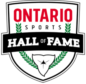 Ontario Sports Hall of Fame - Image: Ontario Sports Hall of Fame Logo, 2016