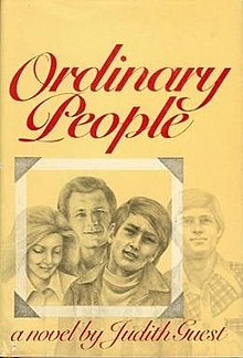 an analysis of the book ordinary people by judith guest Judith guest: author of 'ordinary people' is no ordinary person by hilary (she wrote the book ''ordinary people''), settles for a small dish of applesauce.