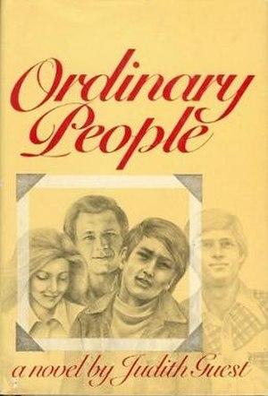 Ordinary People (novel) - First edition hardback