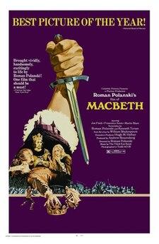 <i>Macbeth</i> (1971 film) 1971 film by Roman Polanski