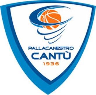 Pallacanestro Cantù - Image: Pallacanestro Cantù Logo