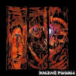 Paradox (Balzac album) - Image: Paradox (Balzac album) cover