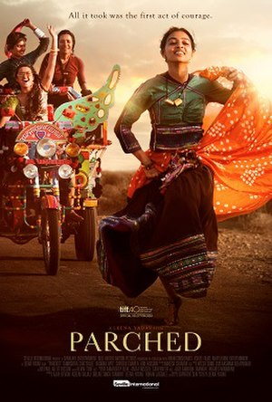 Parched - Film poster
