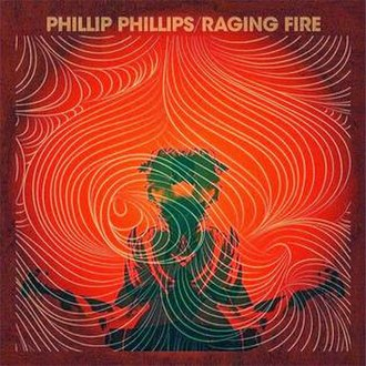 Phillip Phillips — Raging Fire (studio acapella)