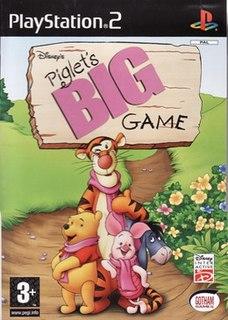 <i>Piglets Big Game</i> 2003 video game