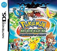 Pokémon Ranger: Shadows of Almia - Wikipedia
