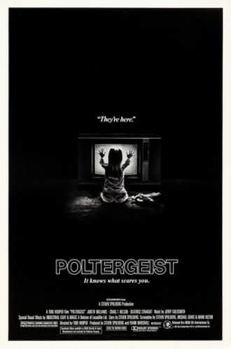 Poltergeist (1982 film) - Theatrical release poster