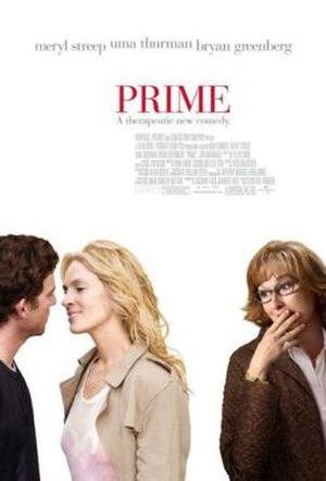 Prime (film) - Film poster