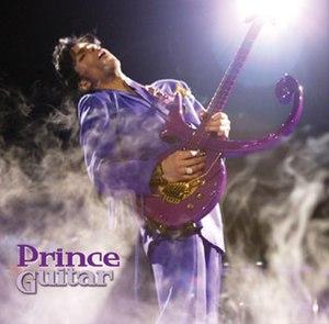 Guitar (song) - Image: Prince Guitar