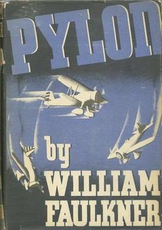 Pylon (novel) - Image: Pylon (William Faulkner novel front cover)