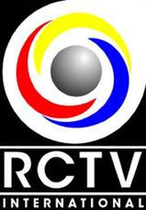 RCTV - RCTV's international distributor logo from 2005 to present