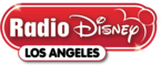 Radio Disney Los Angeles logo used on KDIS from 2013 until 2017. Still in use for KRTH's HD-2 signal.