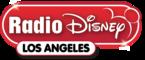 Radia Disney Los Angeles-emblemo uzita sur KDIS de 2013 ĝis 2017. Daŭre en uzo por la HD-2-signalo de KRTH.
