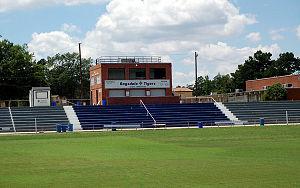 Ragsdale High School - Kennith T. Miller Memorial Stadium.