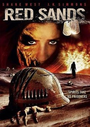 Red Sands - Promotional poster