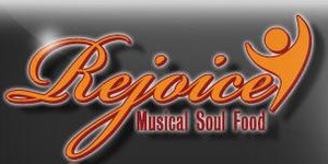 Rejoice! Musical Soul Food - Image: Rejoice final 01