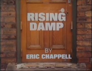 <i>Rising Damp</i> British sitcom