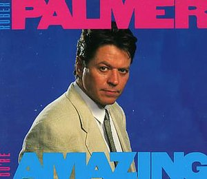 You're Amazing - Image: Robert Palmer You're Amazing 1990 Single