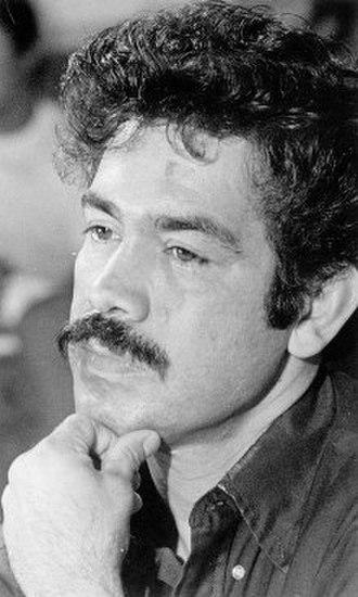 Rodolfo Gonzales - Image: Rodolfo Gonzales 1970s