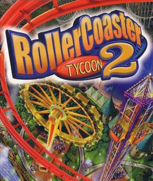 RollerCoaster Tycoon 2 - Image: Roller Coaster Tycoon 2 (boxart)