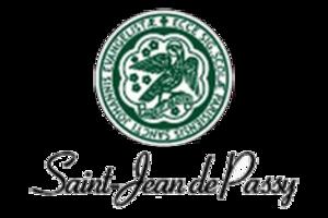 Saint-Jean de Passy - Image: Saint Jean de Passy logo