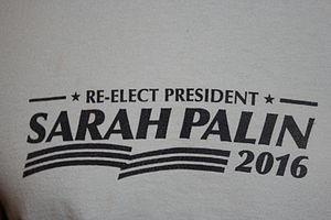 Sarah Palin t-shirt