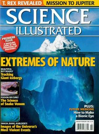 Science Illustrated - January–February 2008 issue