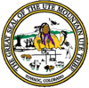 Official seal of Ute Mountain Reservation