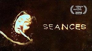 Seances (film) - Image: Seances (film poster)