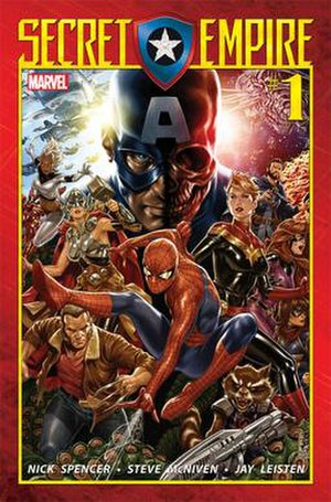 Secret Empire (comics) - Image: Secretempire 1