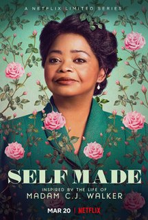 <i>Self Made</i> (miniseries) American drama streaming television limited series
