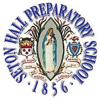 Seton Hall Preparatory School - Image: Seton Hall Prep Emblem