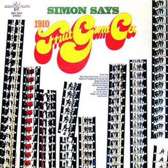 Simon Says (album) - Image: Simon Says LP