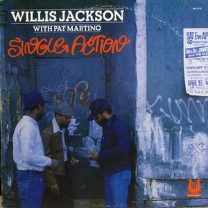 Single Action (album) - Image: Single Action (album)