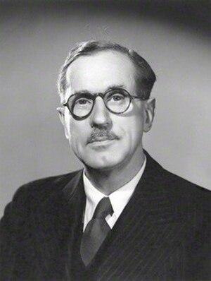 William Strang, 1st Baron Strang - Strang in 1947