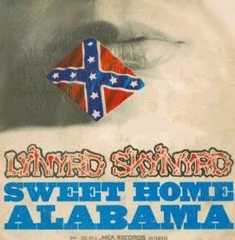 Sweet Home Alabama - Image: Skynyrd Sweet Home Alabama
