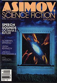 speech sounds octavia butler Speech sounds is a science fiction short story by american writer octavia butler it was first published in asimov's science fiction magazine in 1983.