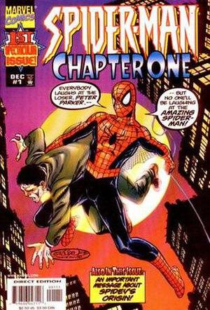 Spider-Man: Chapter One - Image: Spideychapterone 1