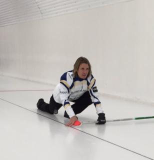 Stefanie Lawton Canadian curler