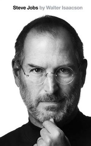 Steve Jobs (book) - Image: Steve Jobs by Walter Isaacson