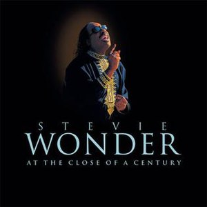 At the Close of a Century - Image: Stevie Wonder At the Close of a Century