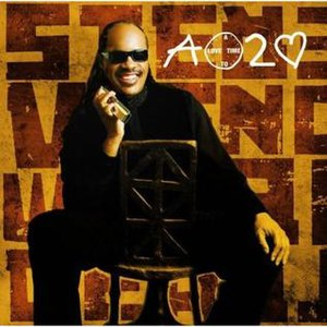 A Time to Love (album) - Image: Stevie Wonder A Time 2 Love