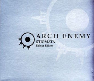 Stigmata (Arch Enemy album) - Image: Stigmata Deluxe Edition