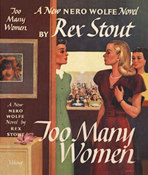Too Many Women (novel)